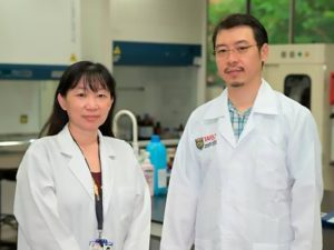 TAR UC Researchers Commercialise Antibacterial Agent