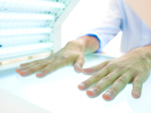 Treating Psoriasis with Light Therapy